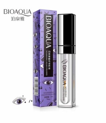 Сыворотка для ресниц Bioaqua Nourishing Liquid Eyelashes, 7ml