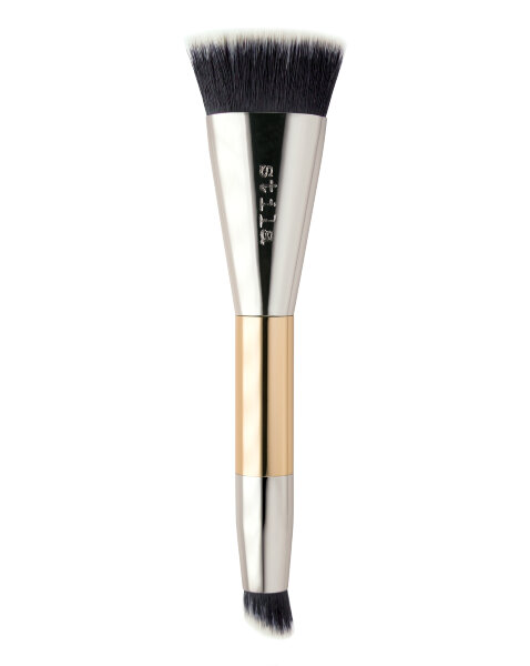 Кисть для макияжа Duos Highlighter Double-Ended Brush