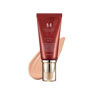 Missha Perfect Cover BB крем SPF42 50 мл, (21)