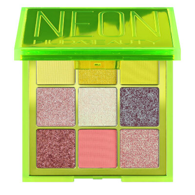 Палетка теней Huda Beauty Neon Green Obsessions