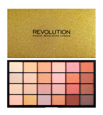 Палетка теней MakeUp Revolution Eyeshadow 24 VIP Palette 24 цвета