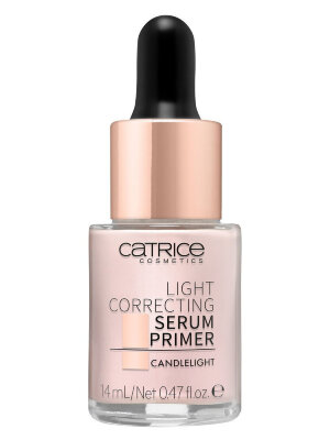 Праймер-сыворотка Catrice 010 Light Correcting Serum Primer