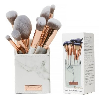 Набор кистей BH Cosmetics BH Signature Rose Gold Brush Set 13 шт