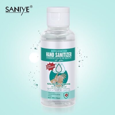 Санитайзер для рук Ushas Advanced Hand Sanitizer 70ml