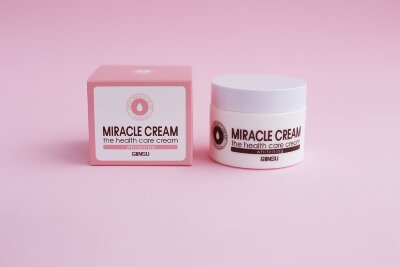 Отбеливающий крем Giinsu Miracle Cream The Health Care, 50 g