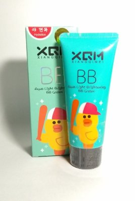 Тональный BB крем XQM Aqua Light Brightening BB Cream