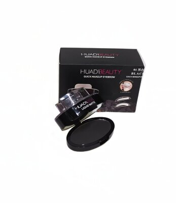 Штамп для бровей Huda Beauty 01 Black