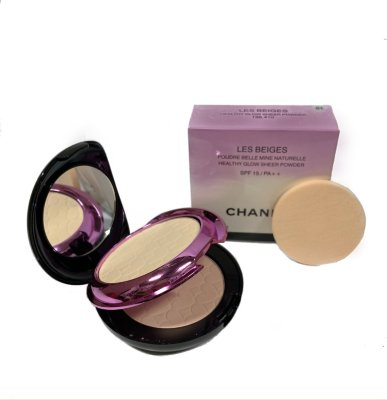 Пудпа Chanel Les Beiges SPFV15/ PA++ 2 в 1