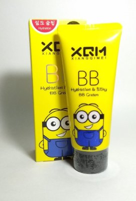 Тональный BB крем XQM Hydration & Silky BB Cream